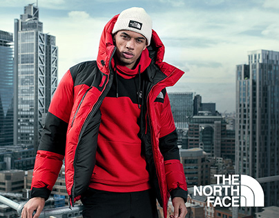 The North face campaign