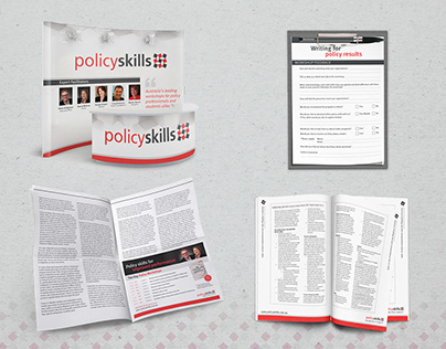 Workshop Materials: workbook, forms, policy, adverts