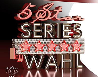 Wahl 5Star Series