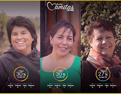 Lipigas - Mamitas On Fire, el Reality