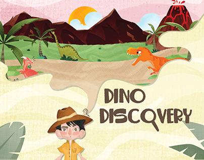 Dino Dicovery_by Eunike Anastasia Iskandar