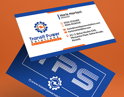 Branding - Transit Power Solutions