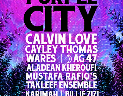 Up+Downtown Presents : Purple City