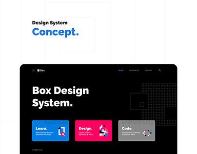 Design System Concept
