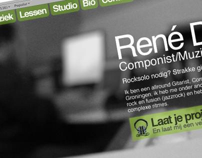 Rene Diekstra - Composer & Musician