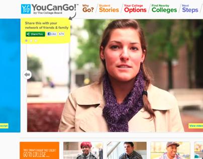 You Can Go Website