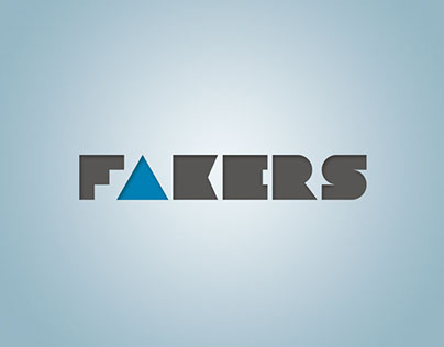 Logo for the group FAKERS