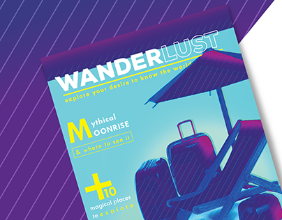 WANDERLUST - Travel Magazine