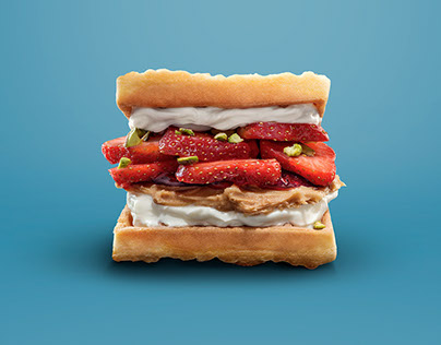 Sandwiches deconstructed