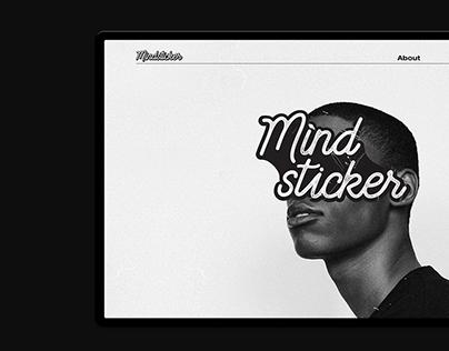 Mindsticker | Brand Identity