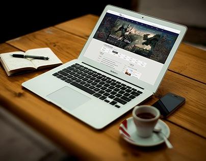 爱影网网站设计