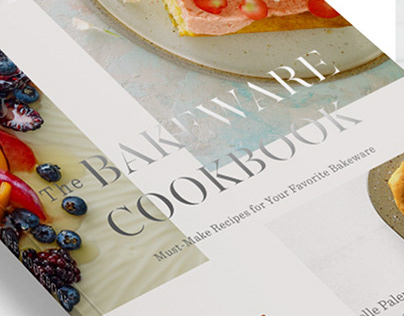 The Bakeware Cookbook