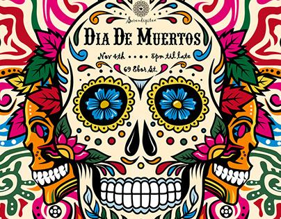 Dia De Muertos Party