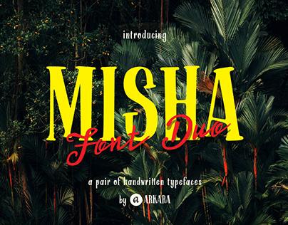 Misha Font Duo