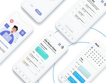 Taskie | Task Manager App - UX & UI