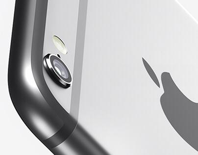 iPhone 6S - Full CGI