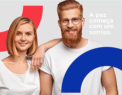 Logotipo & Identidade Visual (Odonto lins)