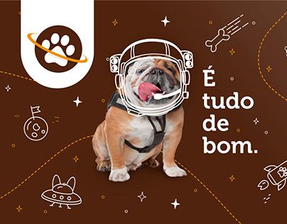 Pet Shop Mundo Animal | Visual Identity