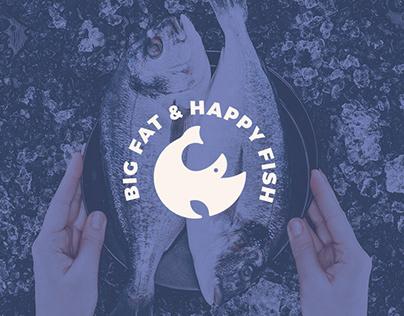 Big Fat & Happy Fish