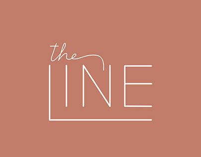 The Line Logomark