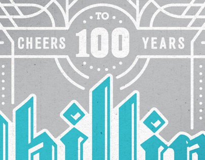 Phillips Distilling - 100 Year Campaign
