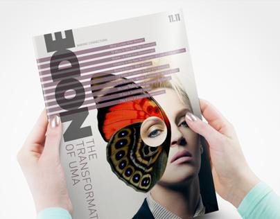 Node Magazine Cover