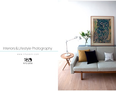Interiors & Lifestyle Photography