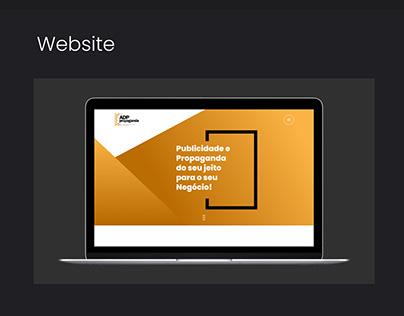 ADP - Id. Visual + Website