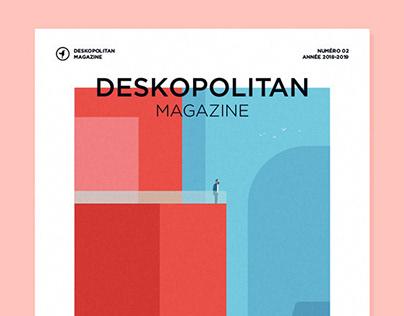 DESKOPOLITAN mag #2