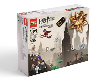 Concept Fun - Lego Harry Potter Advent Calendar