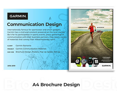 Garmin - Communication Design