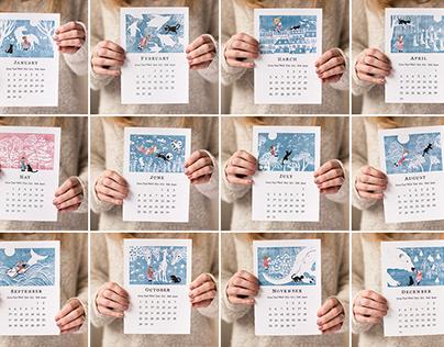Dreams Calendar