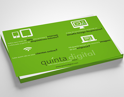 Quinta Digital - Flyer