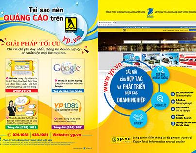 Giới thiệu website Những Trang Vàng Việt Nam YP.VN