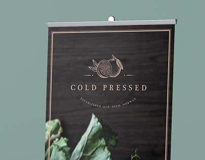 Rollup for Cold Pressed