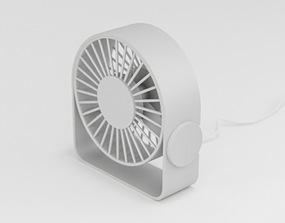 Portable Fan Design