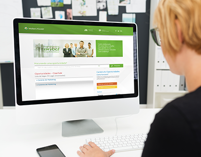 Vagas Wolters Kluwer - Website