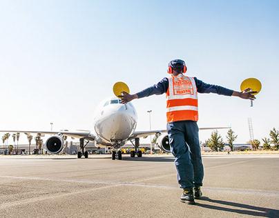 Namibia Civil Aviation Authority Photoshoot