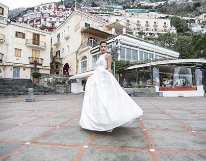 Shooting in Positano