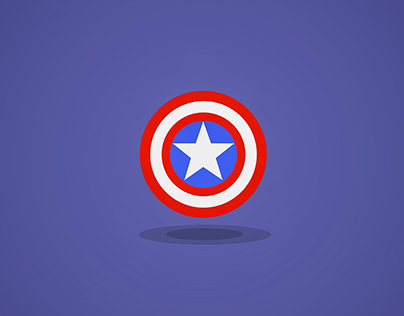 Avengers Minimal Wallpaper Design Concepts