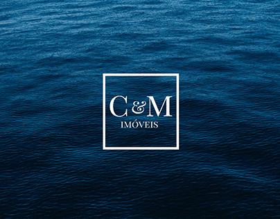 Identidade Visual C&M Imóveis