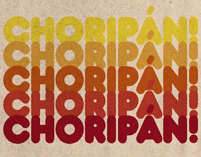CHORIPAN - FREE FONT