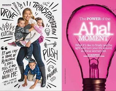 Prevention Magazine Aha! Moment