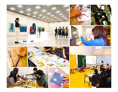 Art Education Course, Shimane Univ 島根大学美術科教育専攻