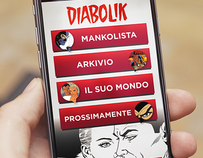 Diabolika Mankolista iPhone App