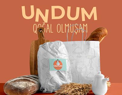 UGO Pastry   Branding