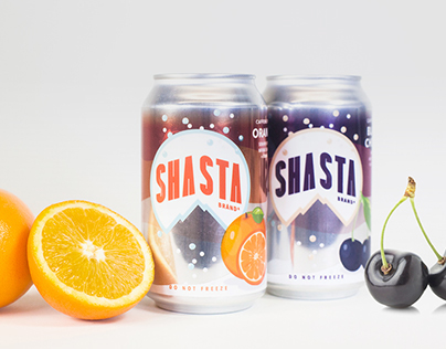 SHASTA Soda