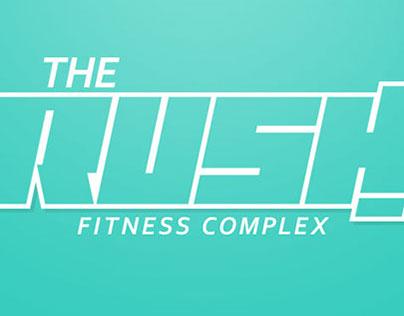 The Rush • rebrand