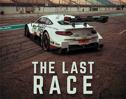 """The Last Race"" for Mercedes-AMG"