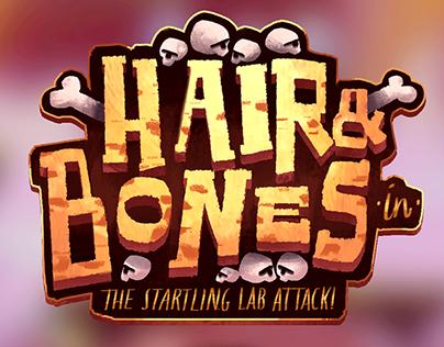 Hair&Bones game UI